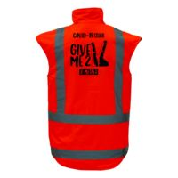 COVID-19 Winter Vest - Give Me 2 Thumbnail
